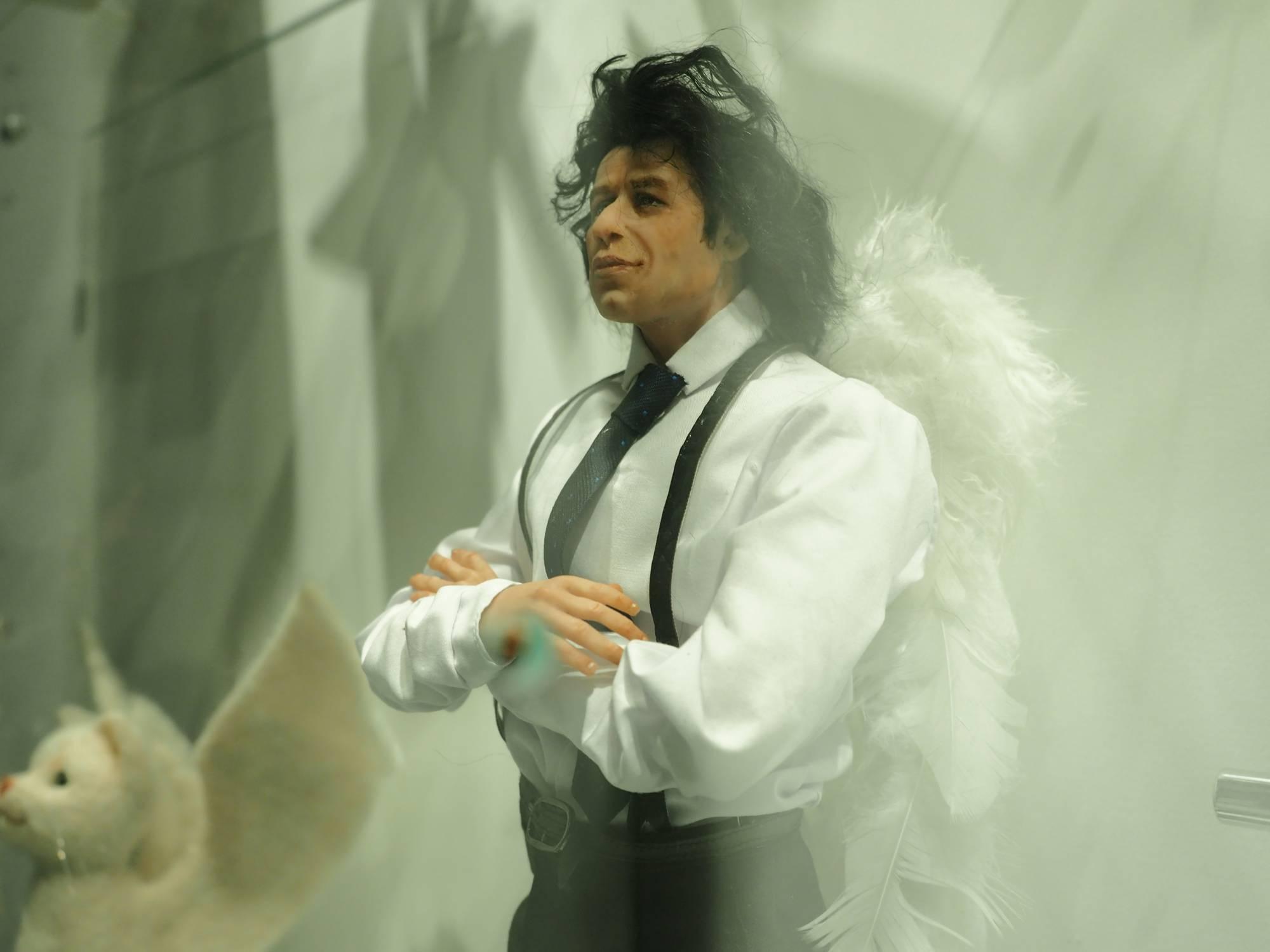 Фильм ангел с джоном траволта игры рождество губка боба