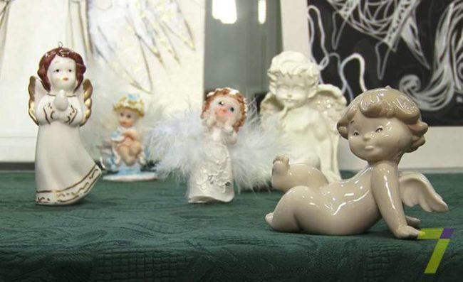 Места обитания Ангелов в разных странах