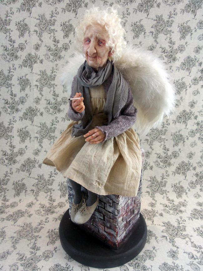 Ангел Жанна Кальман