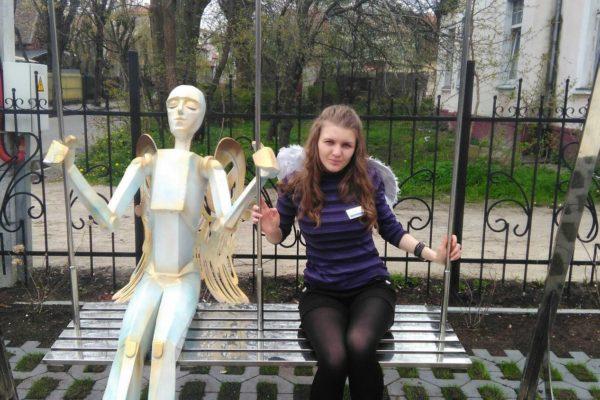 «Ангельские качели» появились на берегу Балтийского моря в Зеленоградске!