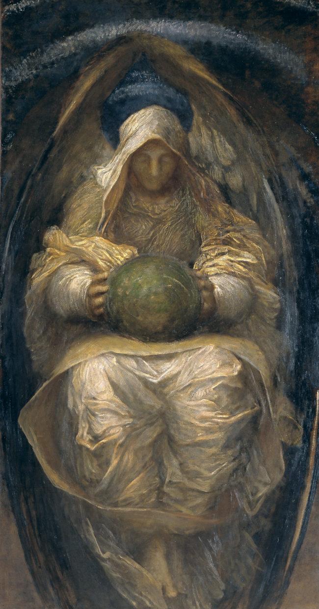 «Ангел-хранитель» Джорджа Уоттса