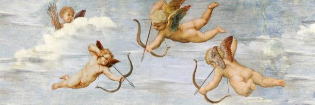 Как отличить Амура от Купидона? Расскажет коллекция Музея «Домик Ангелов»!