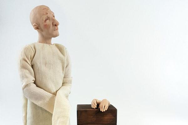 Как рождается уникальная авторская кукла