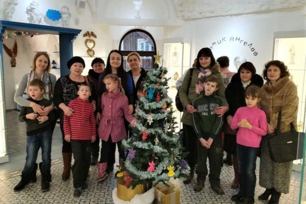 Маленькое чудо в «Домике Ангелов» для особенных гостей