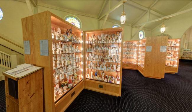 Самая большая коллекция Ангелов в мире