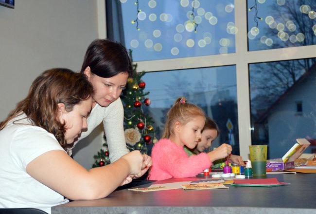 Музею «Домик Ангелов» на светлое Рождество исполнилось 2 года!