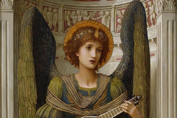 Джон Страдвик и его ангелы Возрождения