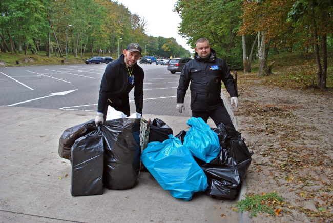 «Экологическое посольство» для чистого Зеленоградска