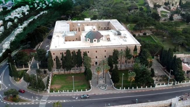 «Меч Архангела Михаила» Монастырь Стелла Марис (Израиль)