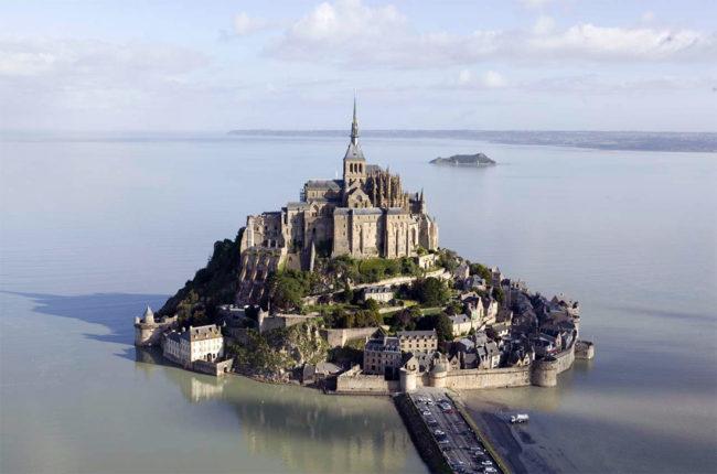 «Меч Архангела Михаила» Мон-Сен-Мишель (Франция)