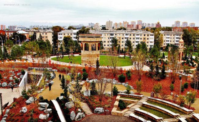 «Парк Ангелов» в Кемерове