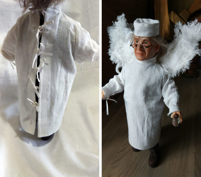 Ангел-Доктор!